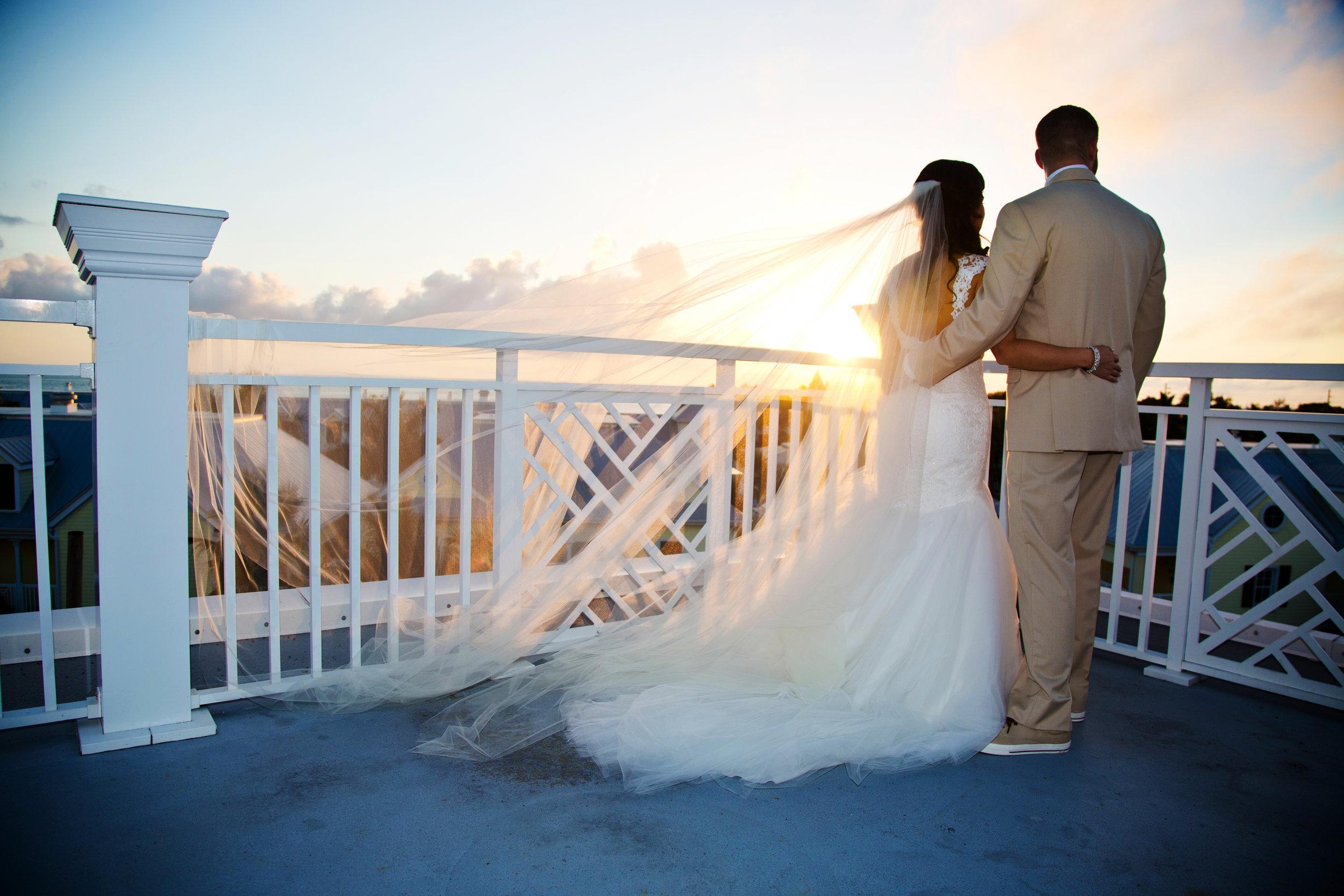 OLGA + ETHAN | REACH RESORT KEY WEST WEDDINGS