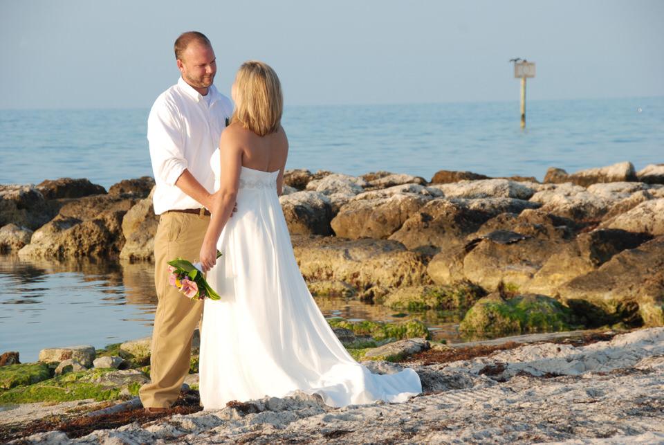 CARISSA + ROBBIE | SMATHERS BEACH KEY WEST WEDDINGS