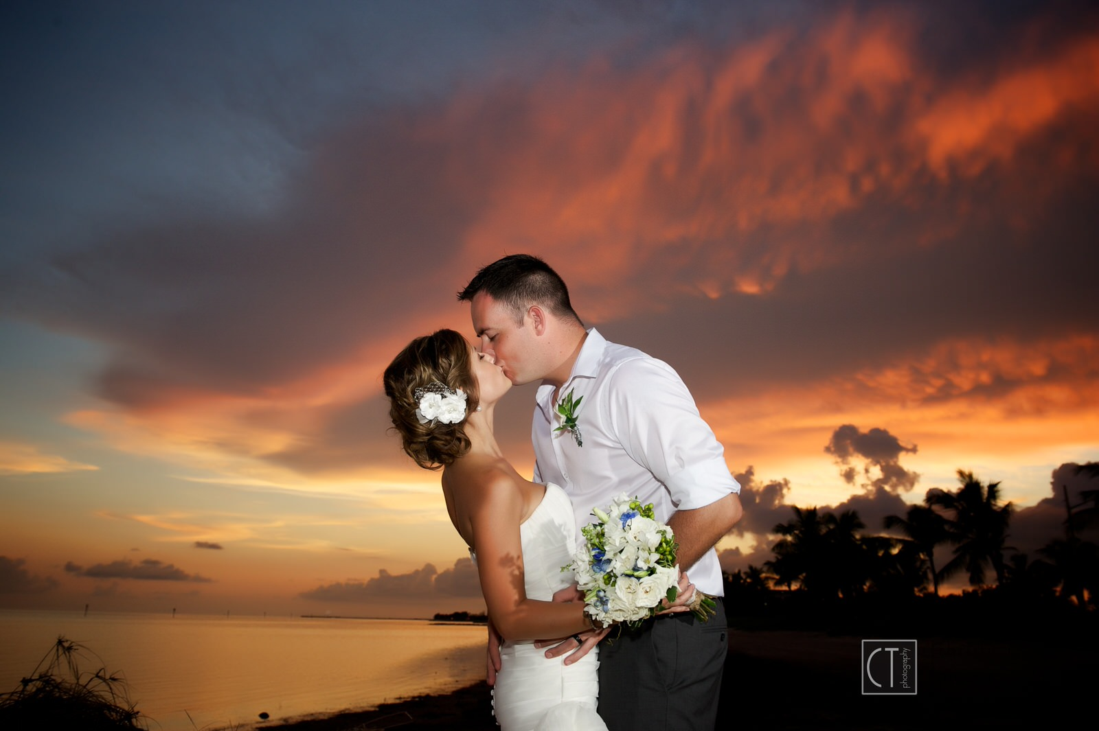 CASEY + JOHN | SMATHERS BEACH KEY WEST WEDDINGS