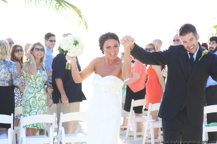 JAMIE + BRIAN | SMATHERS BEACH KEY WEST WEDDINGS