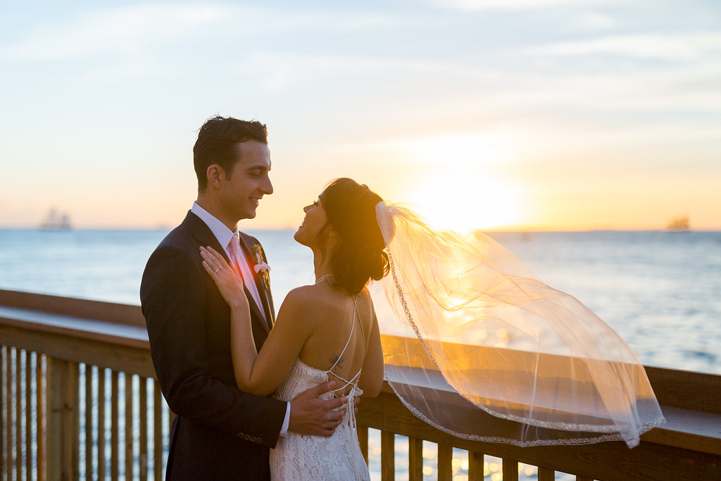 AMANDA + MICHAEL | OCEAN KEY RESORT WEDDINGS