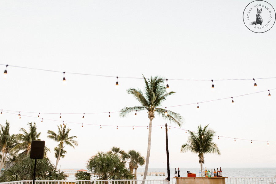 Key West Beach Wedding | Soiree Key West | Alyssa Morgan Photography