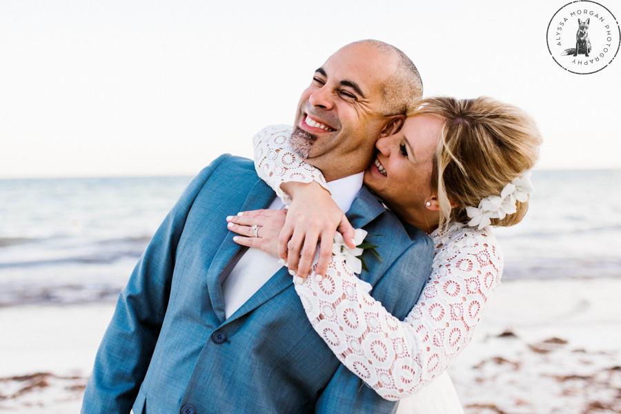 KIRSTEN + ALBERT | REACH RESORT KEY WEST WEDDINGS