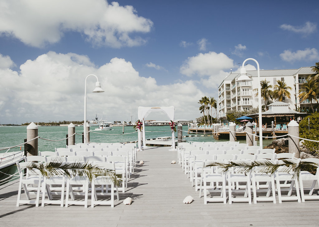 Key West Hyatt Resort Wedding_Soiree Key West