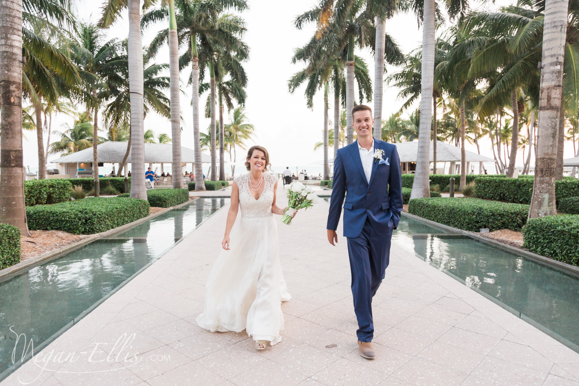 Key West Luxury Casa Marina Resort Wedding_Megan Ellis Photography