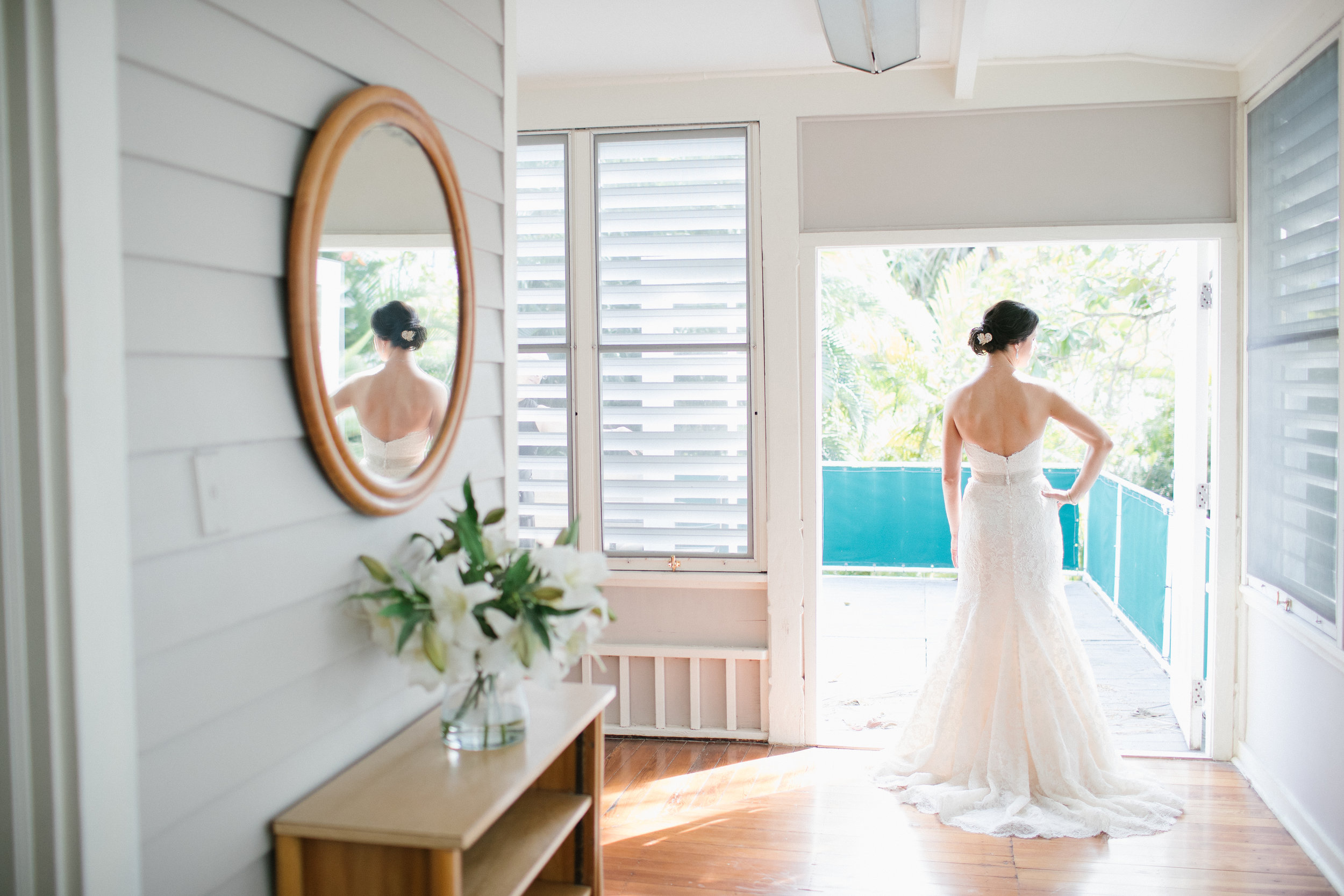 Key West Garden Wedding_Truman Little White House_White Klump Photography