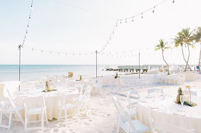 The ocean stirs the heart, inspires the imagination and brings eternal joy to the soul. ~ Are you ready to party the night away with this setting? ~ Let us know, we can make that happen! 📸: @irismoorephoto 📍: @casamarinaresort • • • #beachwedding #destinationwedding #luxurywedding #happilyeverafter #bestdayever #weddingvibes #keywest #flkeys #soireekeywest #hireaplanner #weddingplanner #weddingpro #lifeofaweddingplanner #dreamwedding #weddingtrends #igerswedding #weddingdecor #eventdesign #weddingstylist #weddinginspo #weddingdetails