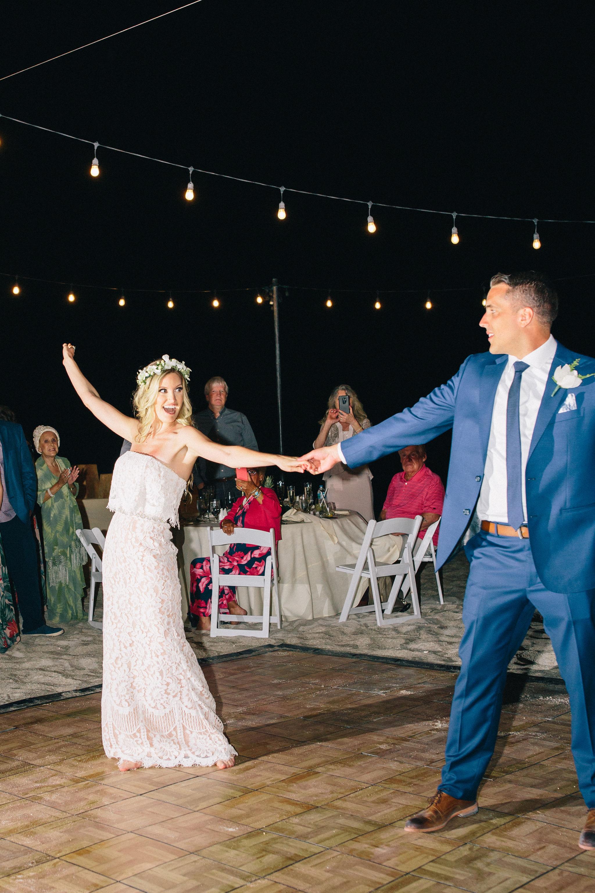 Casa Marina Resort Wedding | Allie + Phil | Soiree Key West | Iris Moore Photography