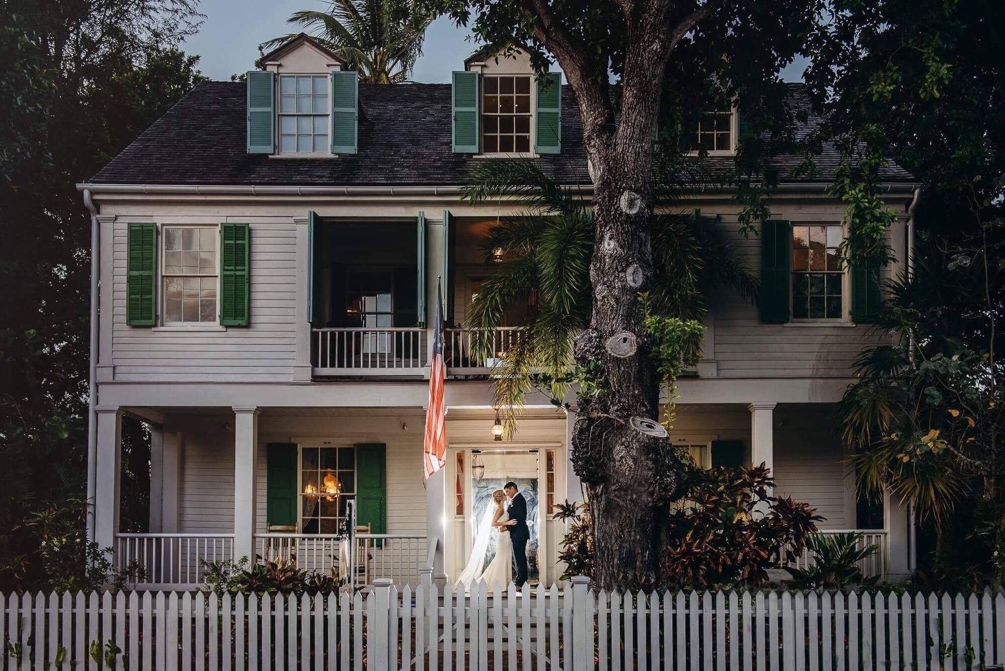 STACY + FABIAN | AUDUBON HOUSE WEDDING