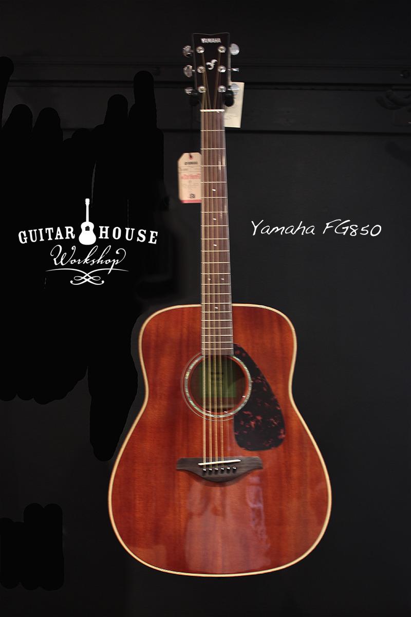 Yamaha FG 850 $425