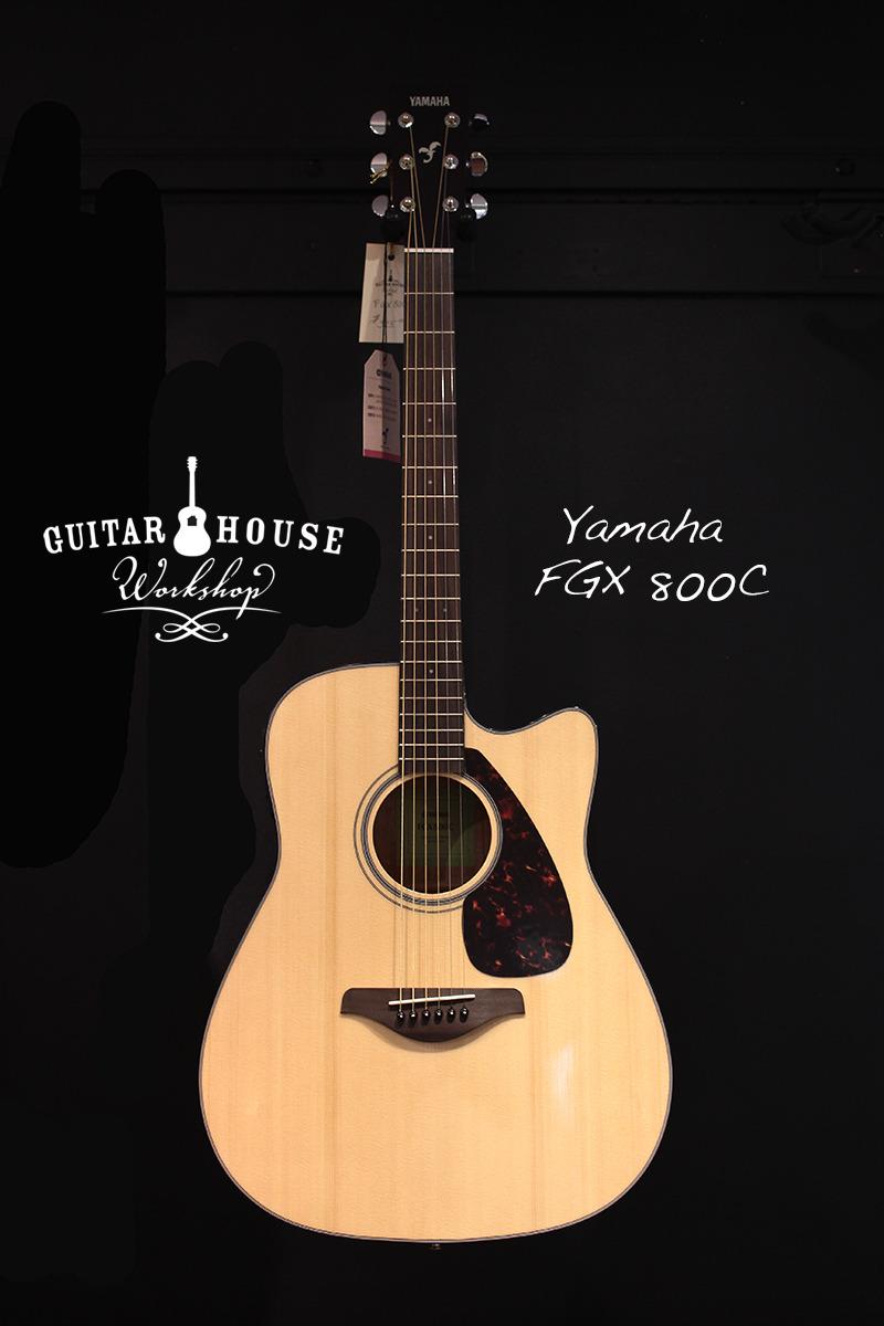 Yamaha FGX 800C $325