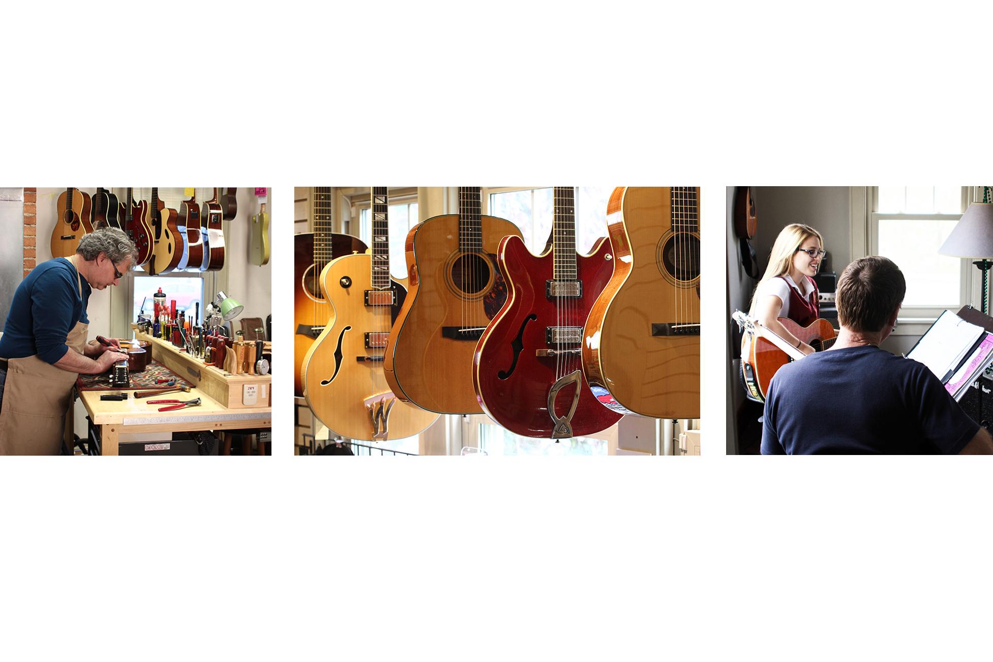 Guitar House Workshop-