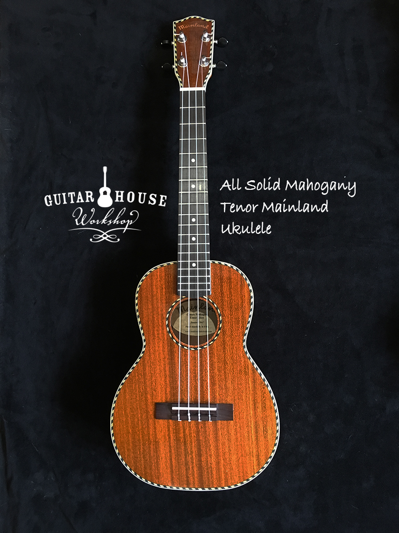 All Solid Tenor Mainland SOLD