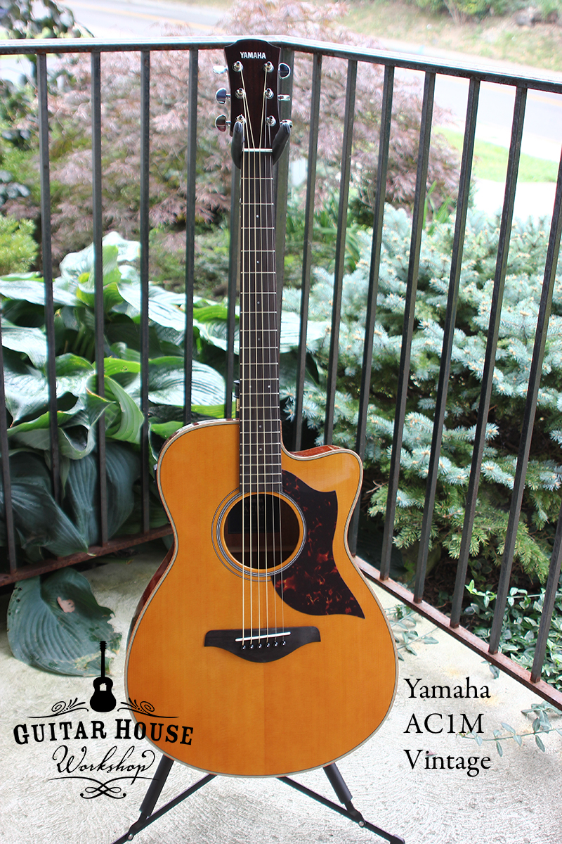 Yamaha AC1-M can be ordered