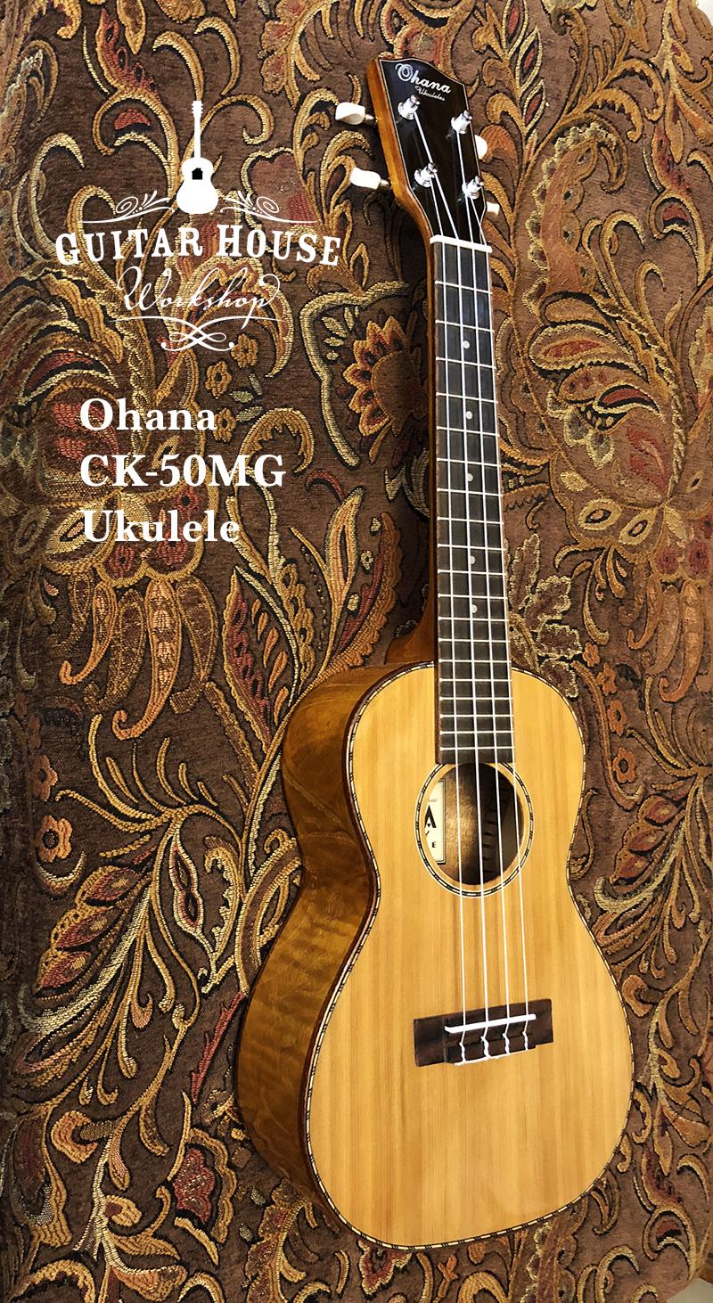 Ohana CK-50MG $260 can be ordered