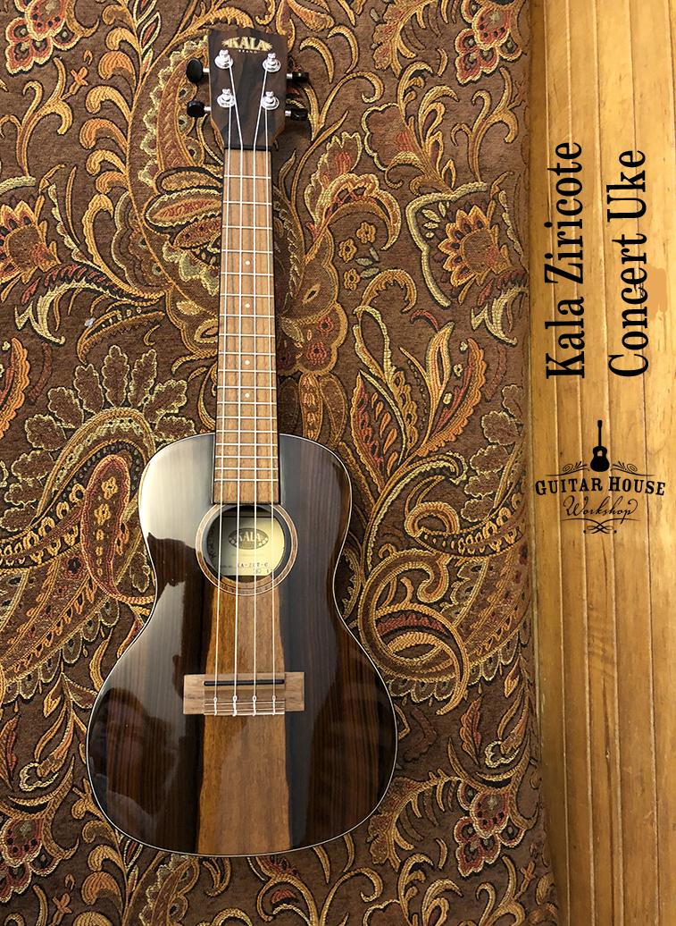Kala Ziricote Concert  $220