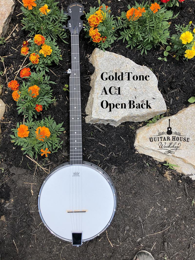 Gold Tone AC1   $225