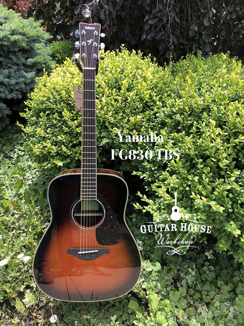 Yamaha FG830 TBS . $325