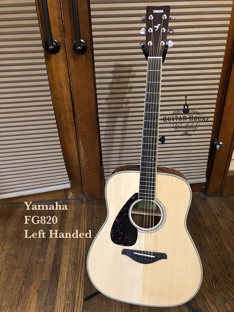 FG820 Left Handed   $329.99