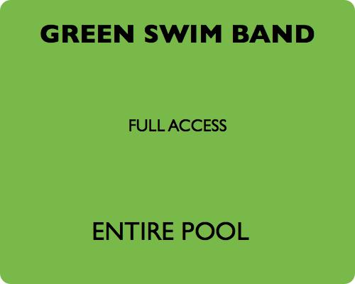 green sim band