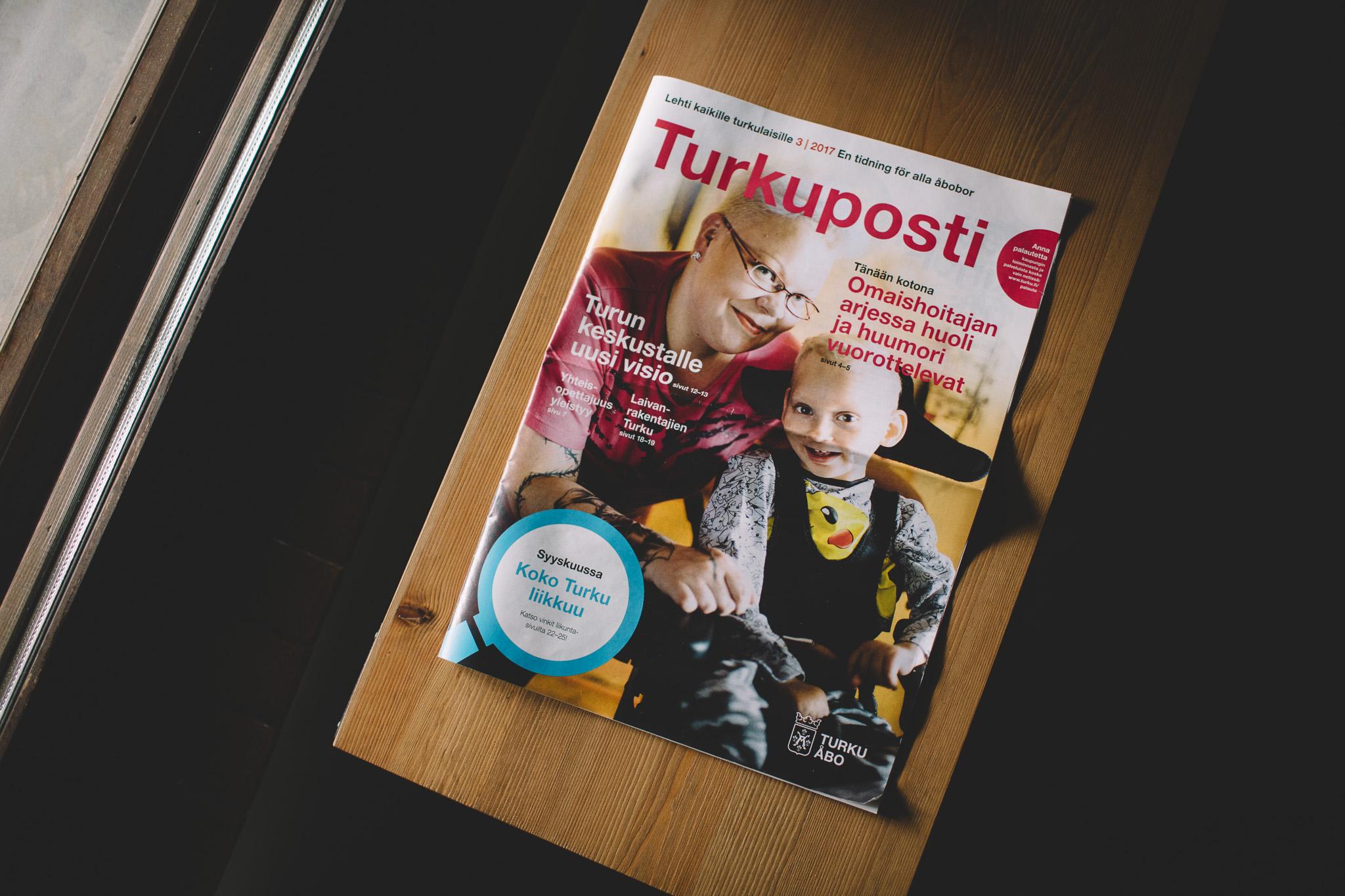 Turkuposti, cover, 2017
