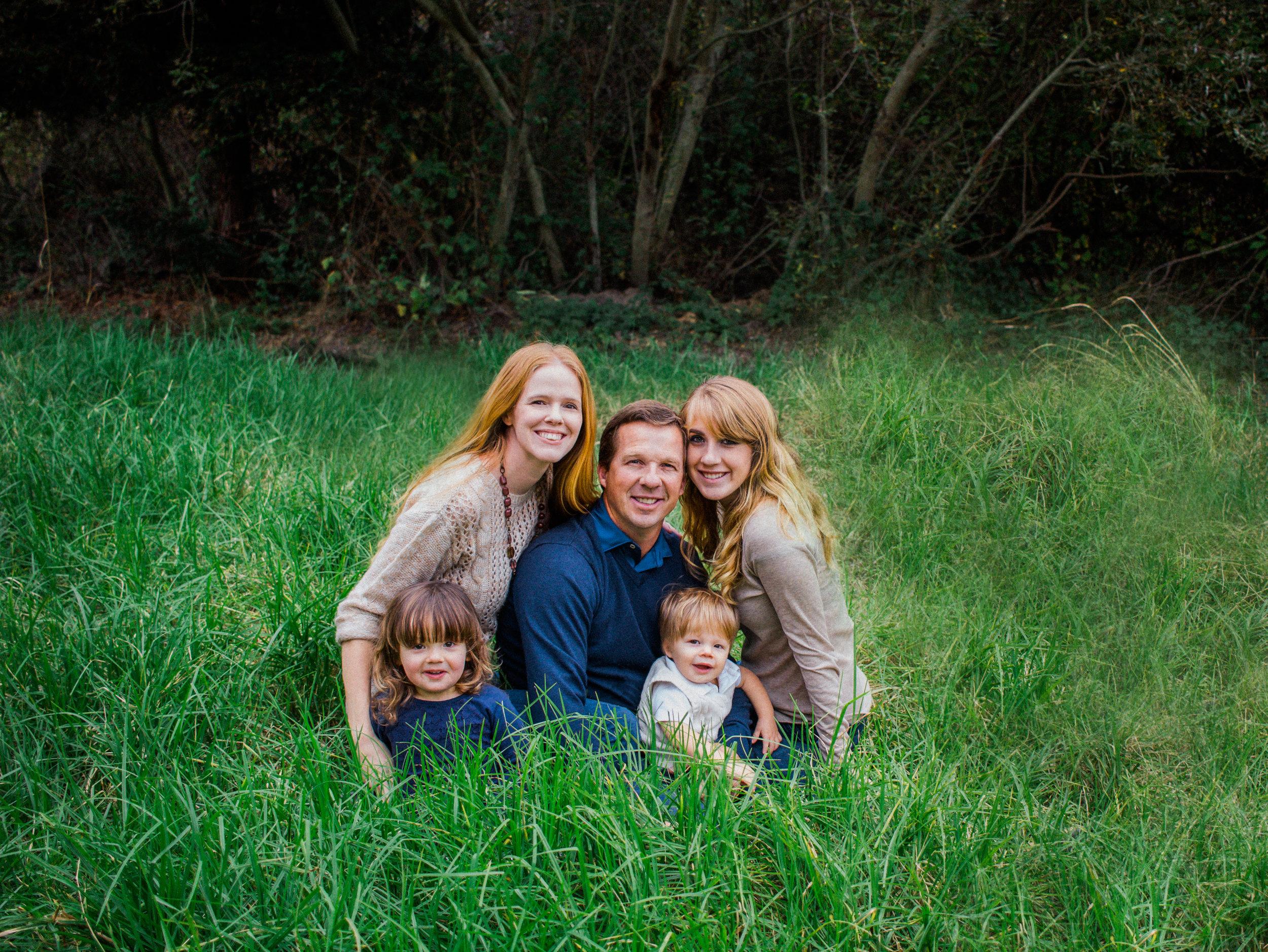 Our last family photo taken 2 years ago!
