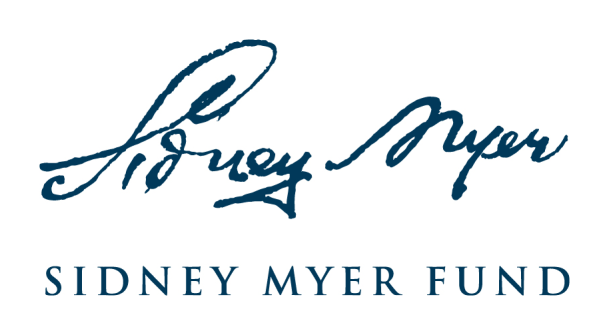 We're proud to have been funded by the philanthropic Sidney Myer Fund through the Myer Innovation Fellowship program.If you're working on an idea to change the world for the better, you may wish to look at this outstanding program. -