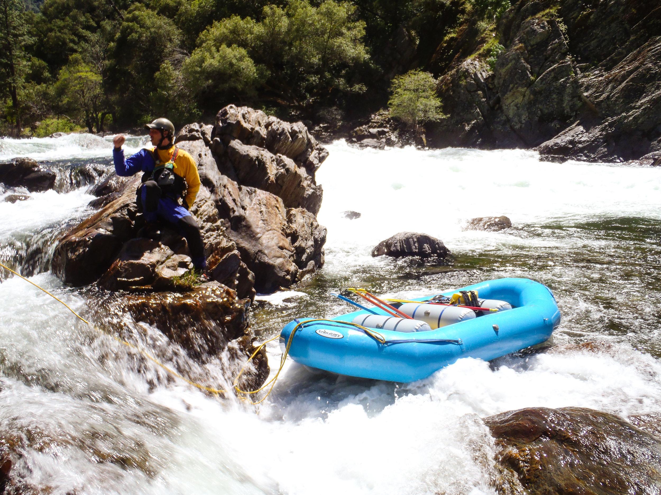 International Raft Guide Certification