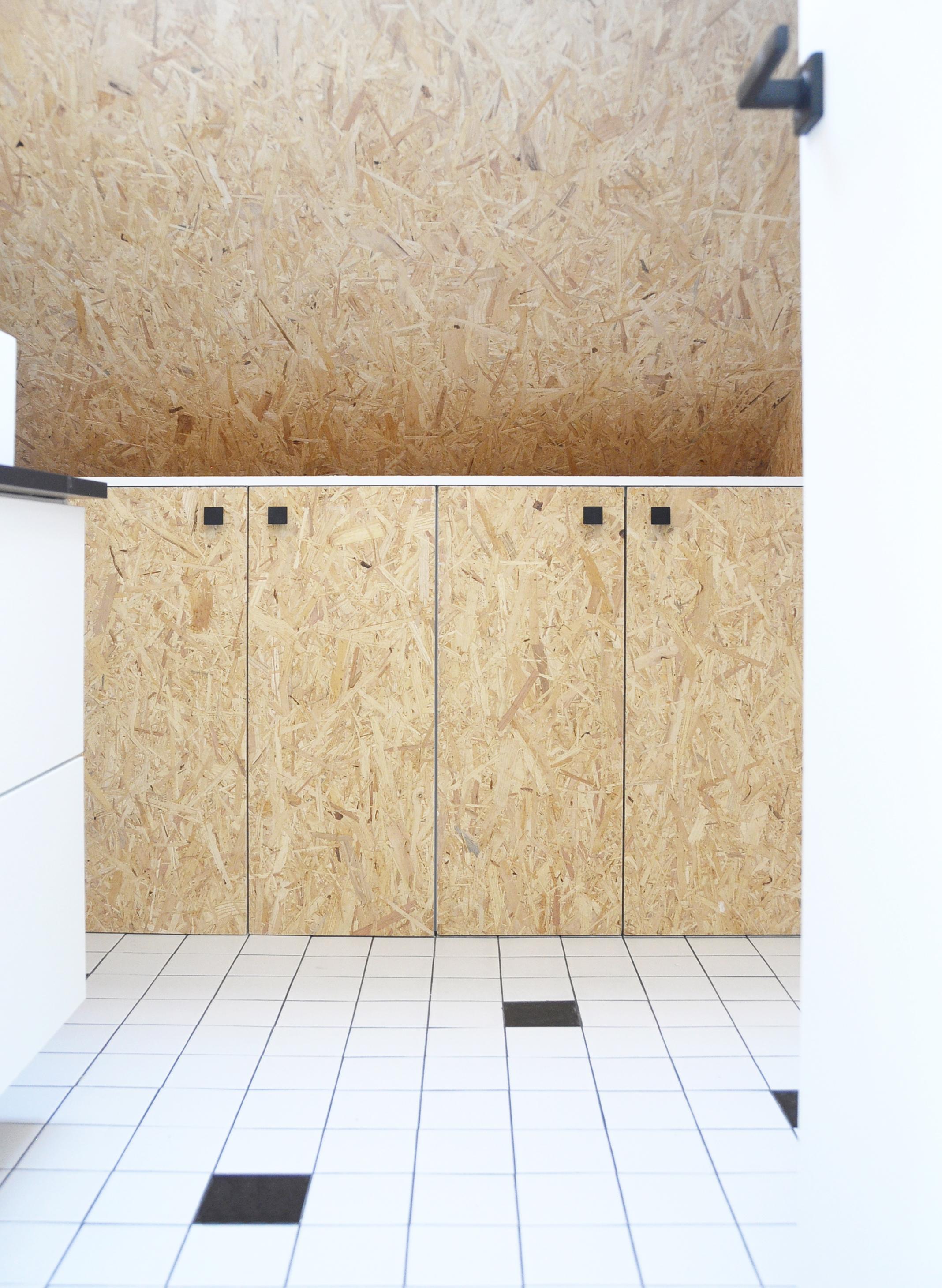 Osb Dans Salle De Bain chloé cornu | architecture | maison à colombes