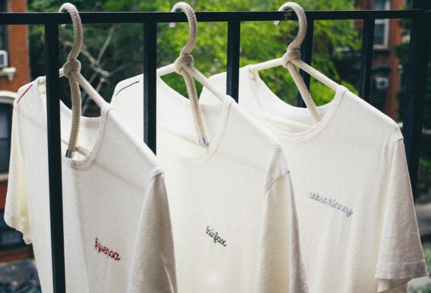 T-shirts from  WHERE 's latest collection of Los Angeles-themed apparel.