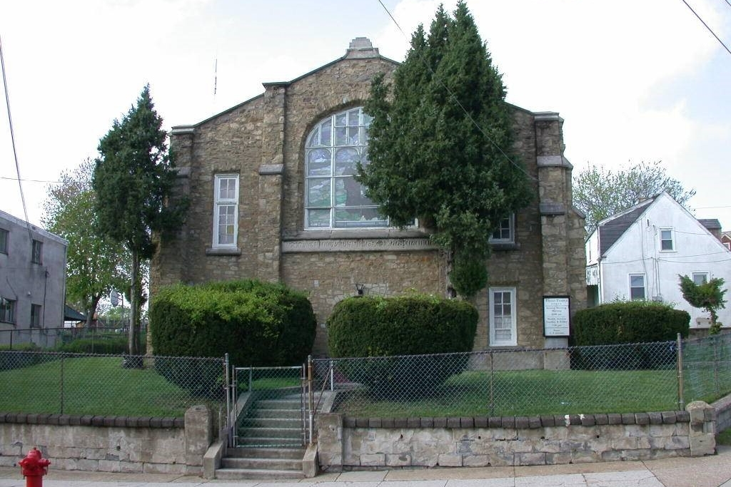 Holy Redeemer Church in Norristown
