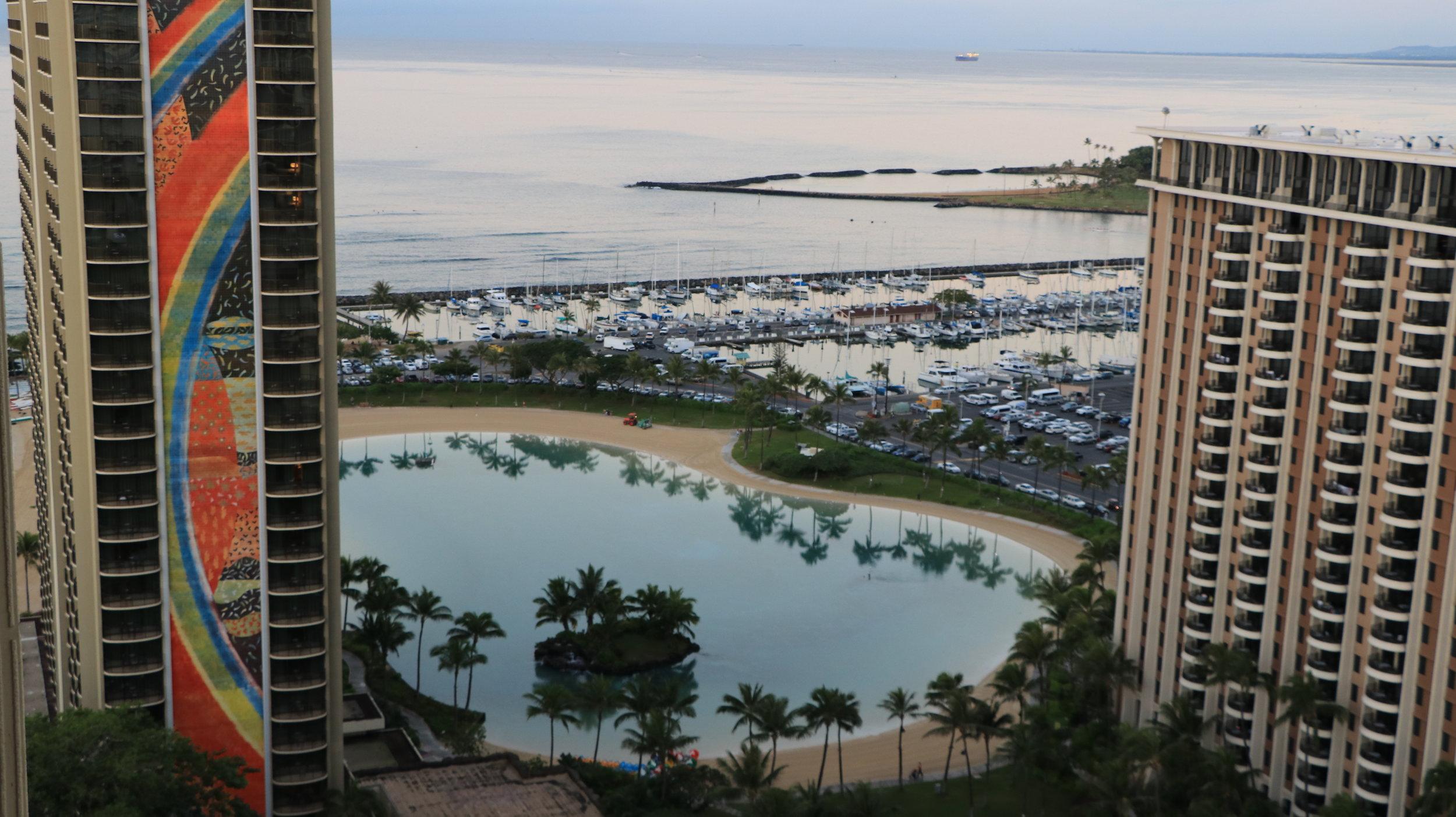 Honolulu Daybreak - Honolulu, HI