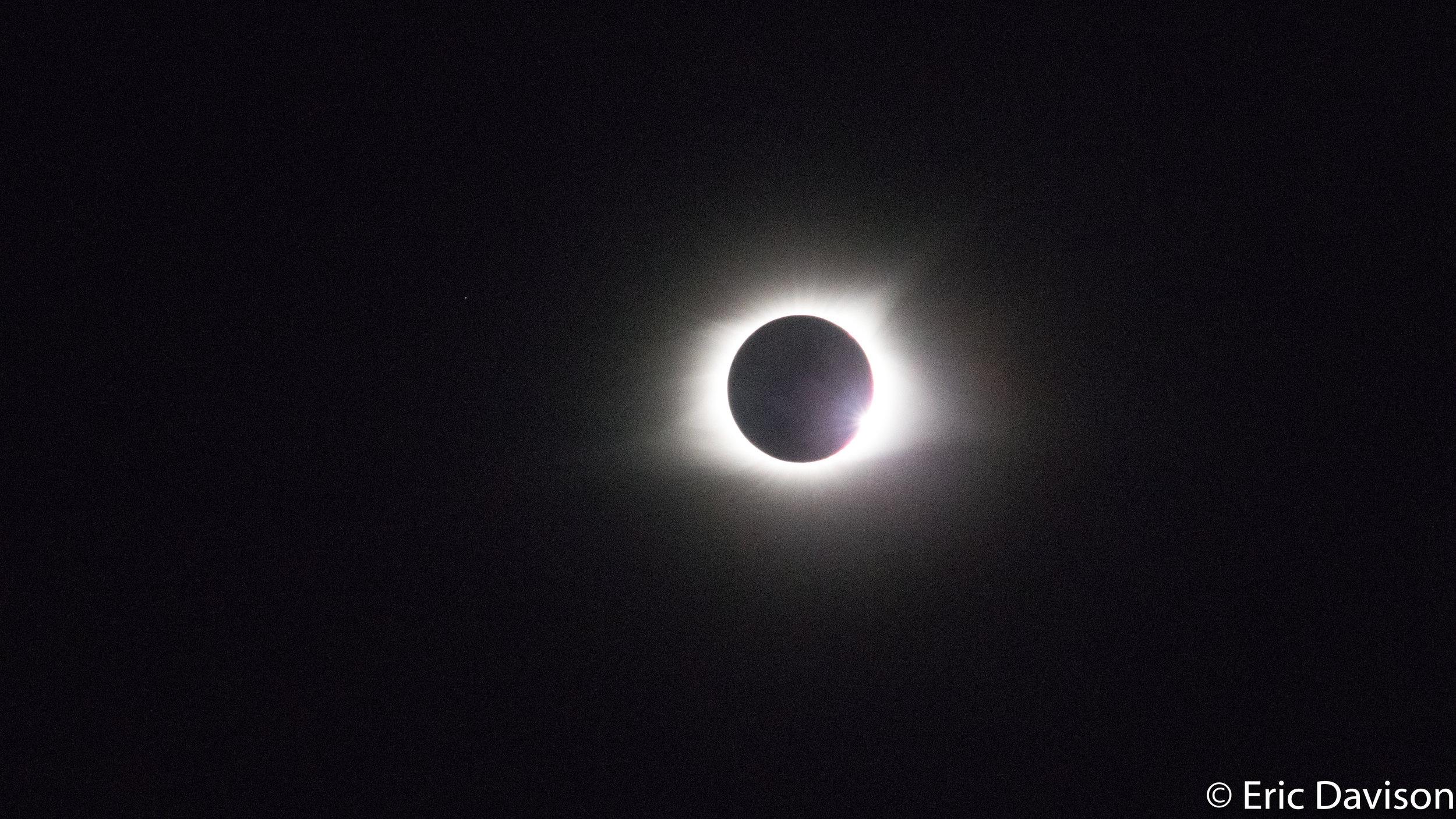 A Tiny Sun - 2017 Total Solar Eclipse Nashville, TN