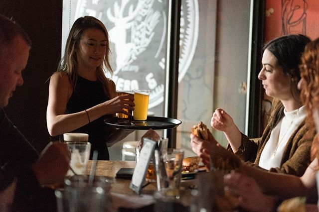 Did you know that we have $5 & $10 snacks during Happy Hour? It's true! Ask your server about it!