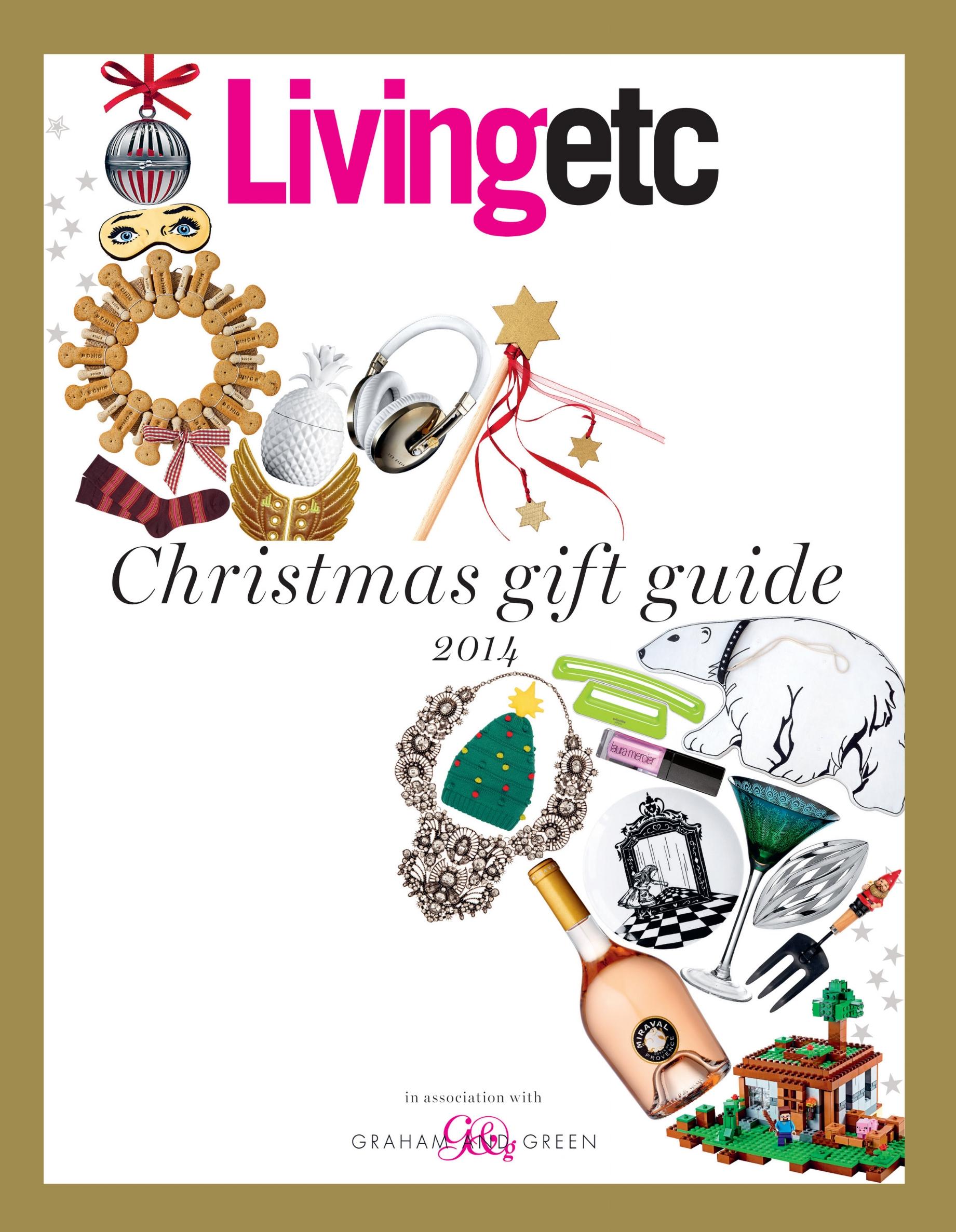 Seasonal shopping guides