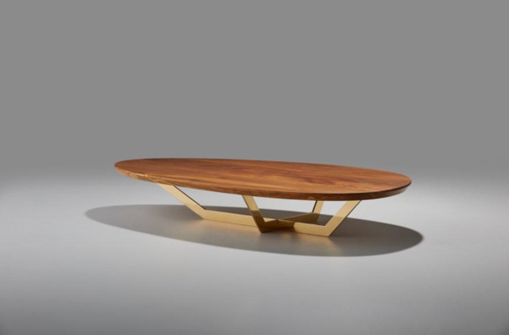 Lyzadie Flow Coffee Table by Treology in NZ