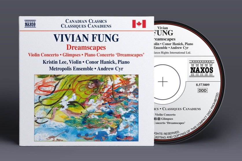 Vivian Fung: Dreamscapes (2012)