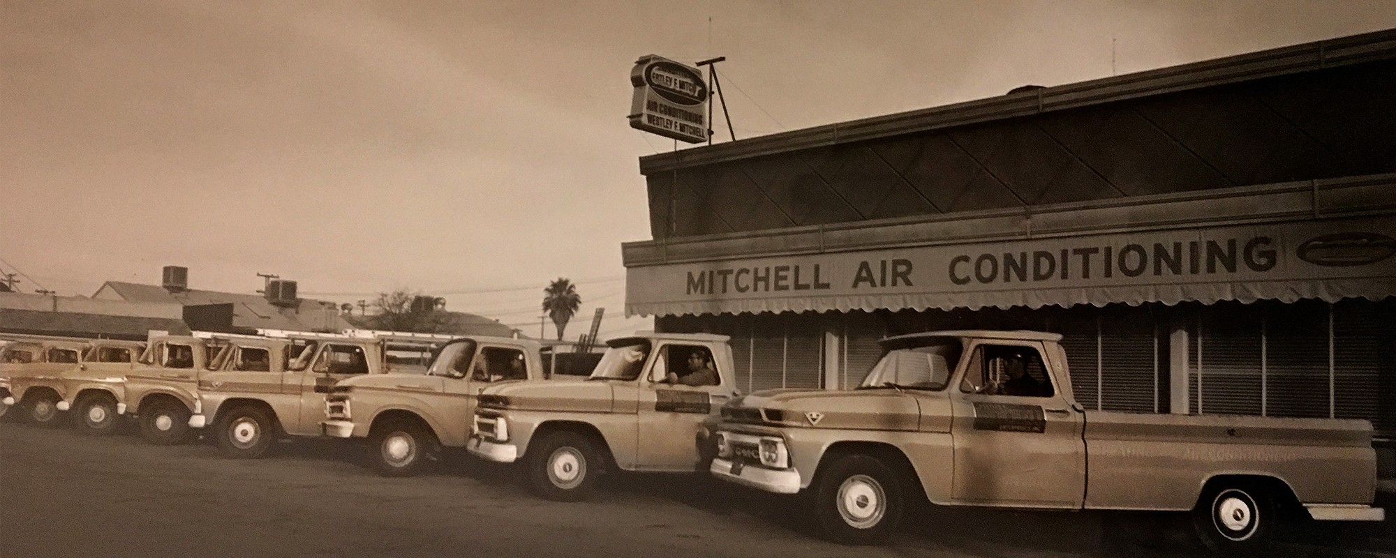 Serving the Greater Central Valley Since 1936   Mitchell Aire has been Fresno's family-owned and locally operated HVAC company for over 80 years.   About Our Services