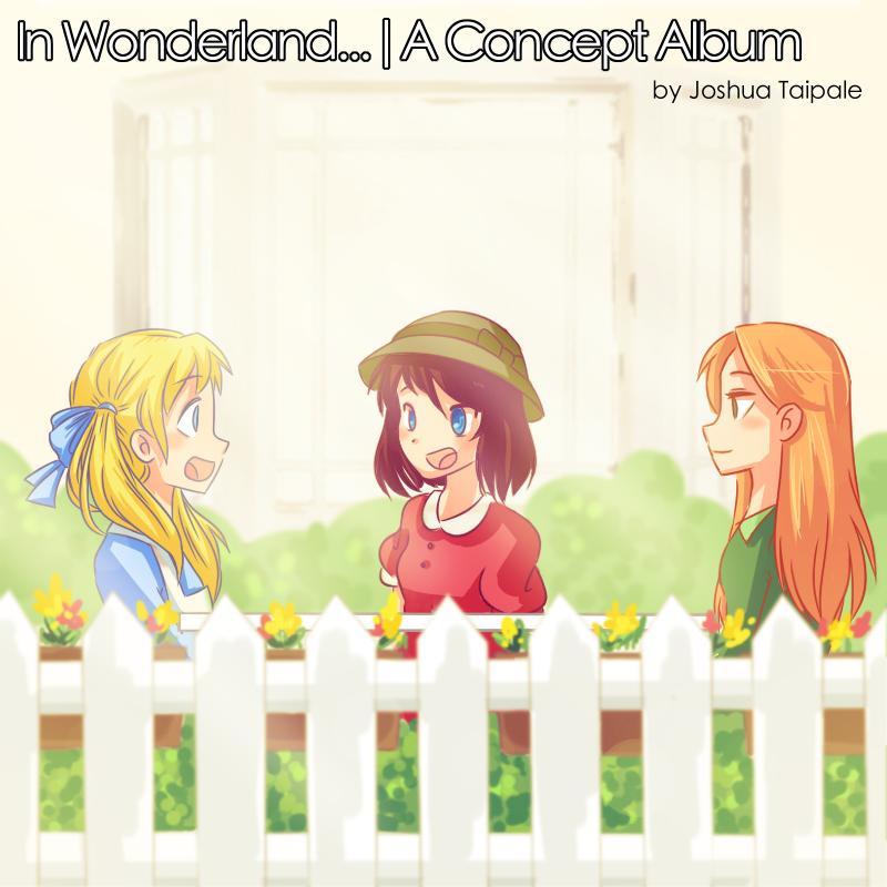 In Wonderland...