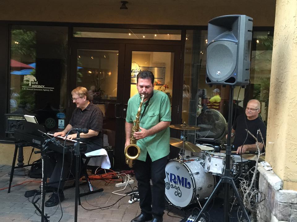 RML Jazz Trio
