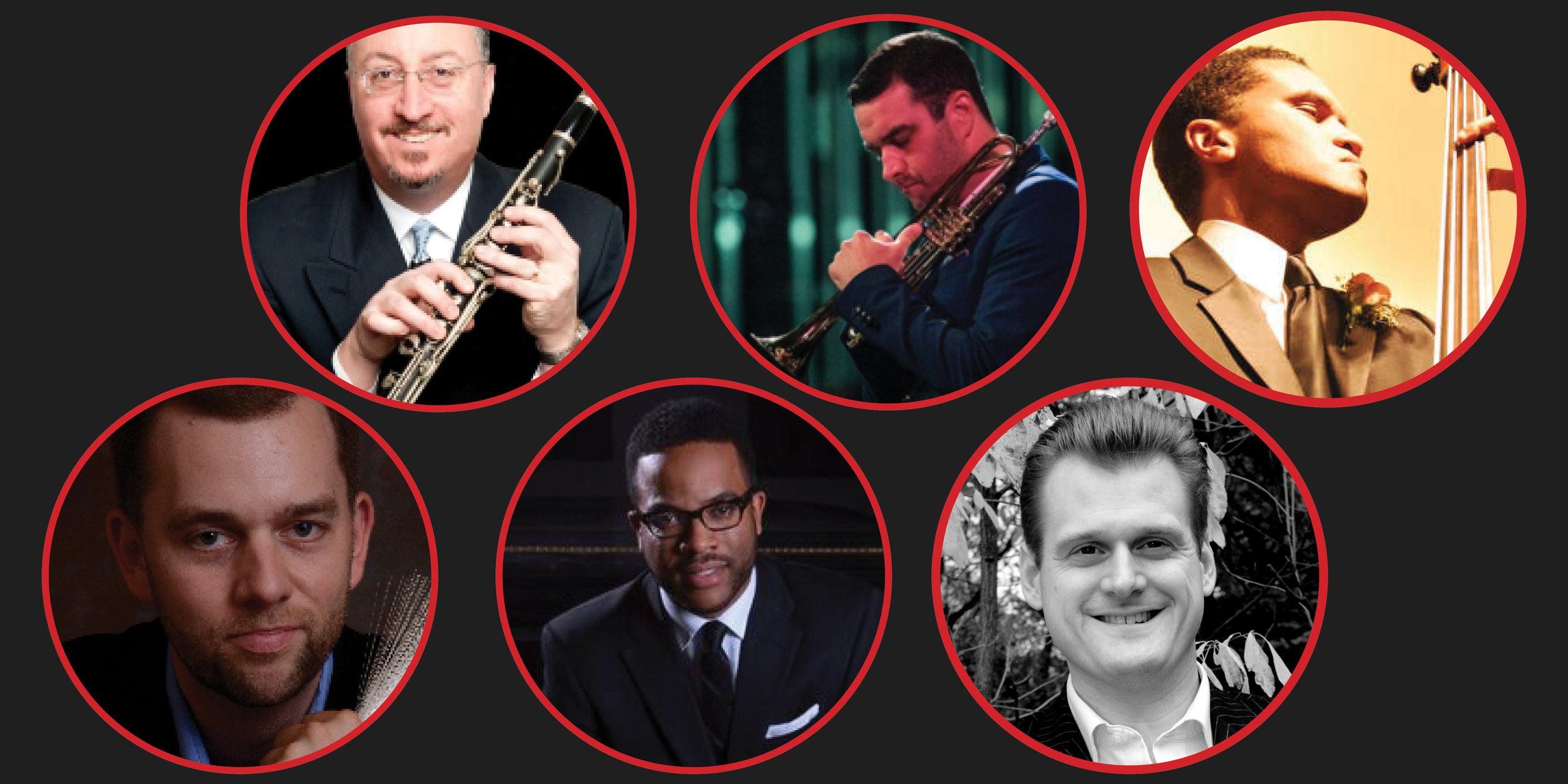 Paul Cosentino, Jeff Bush, Paul Thompson, Thomas Wendt, Alton Merrell, Jeff Bush