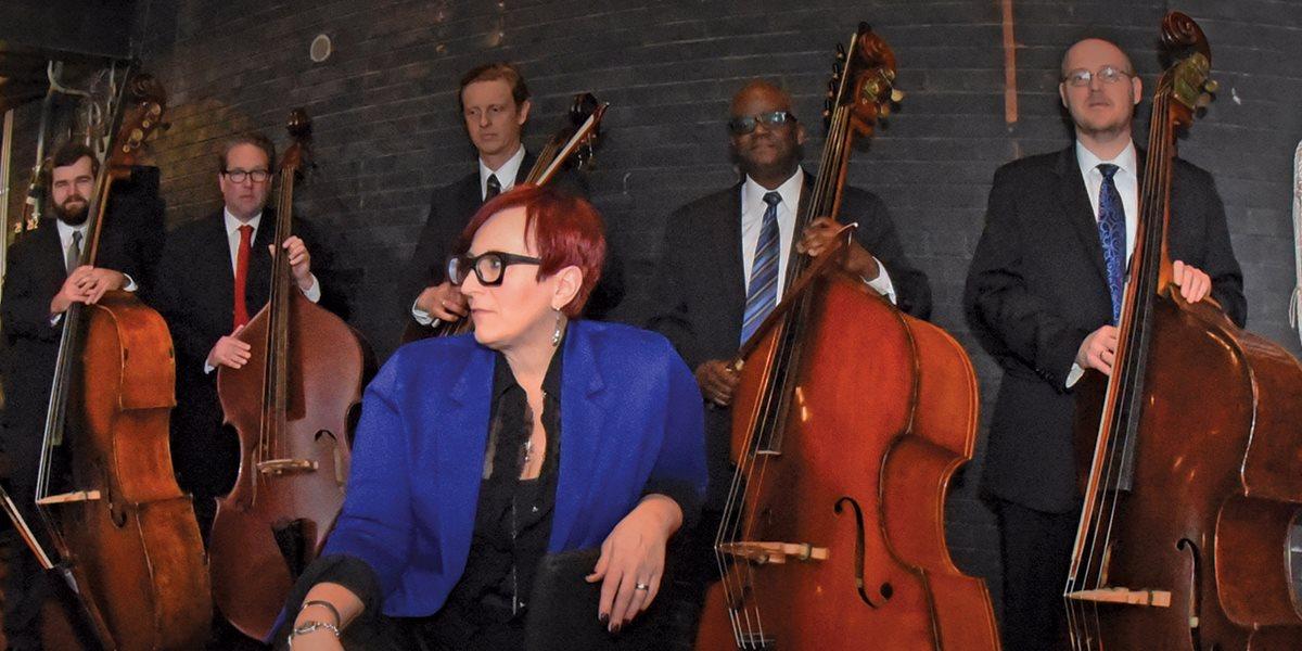 Tania Grubbs, Deep Bass with a bit of Treble