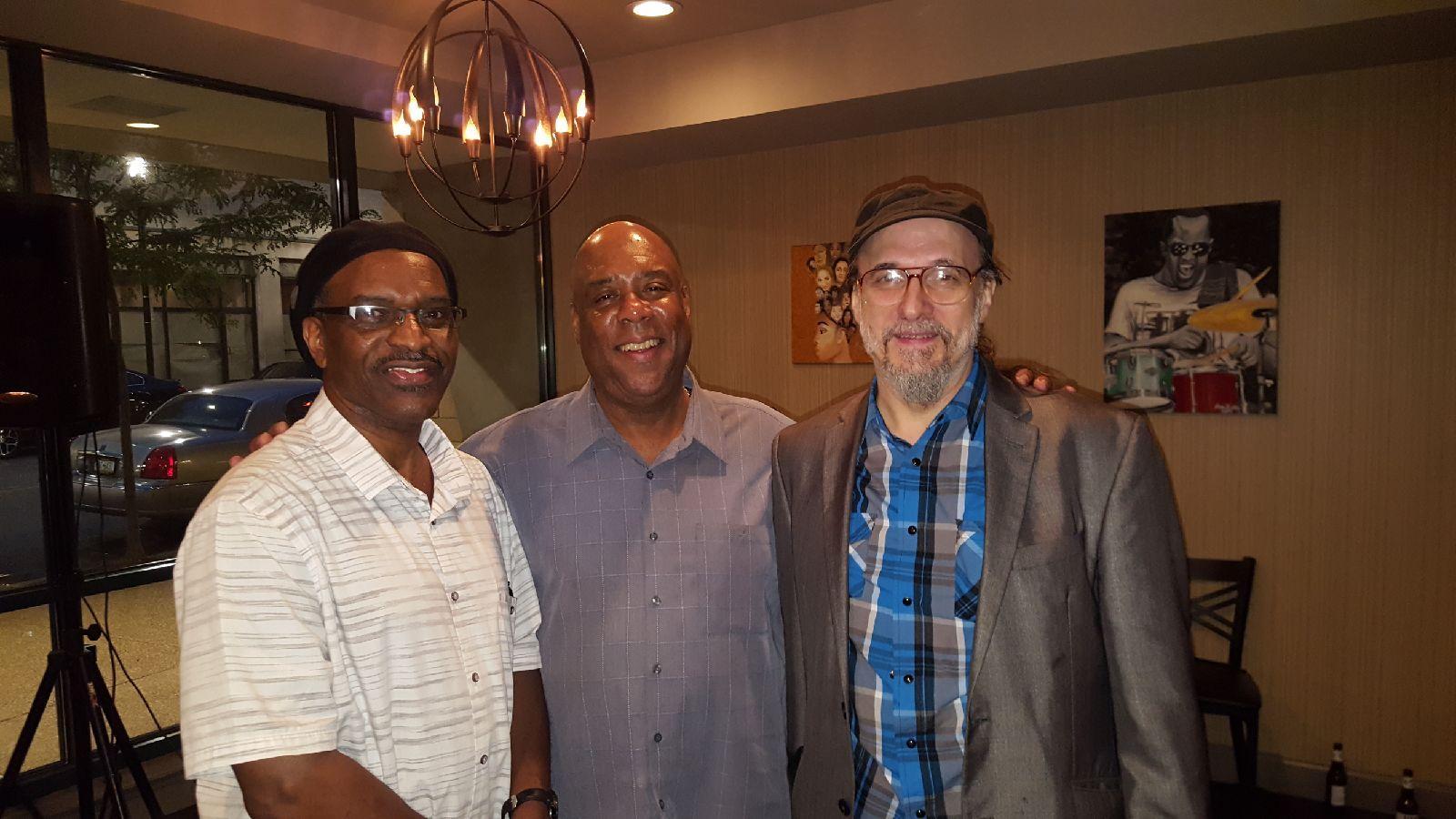 Eric Johnson Trio