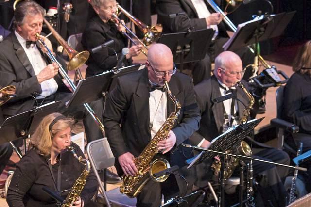 Glass City Swing Band