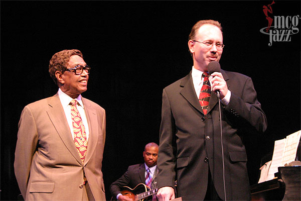Billy Taylor and Marty Ashby