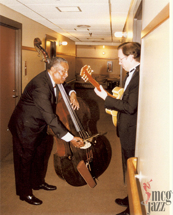 Ray Brown and Marty Ashby