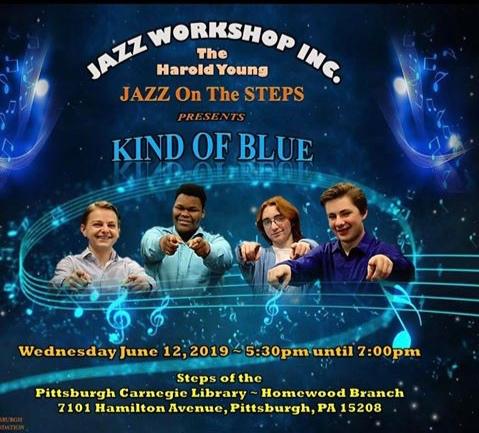 Kind of Blue Jazz on the Steps.jpg