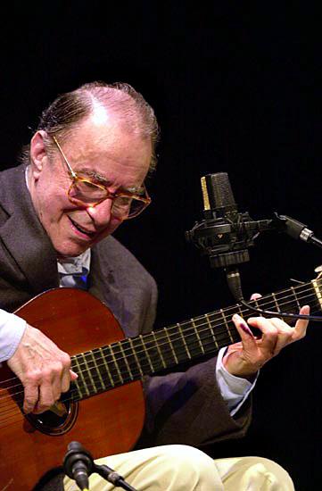 João Gilberto, 1996