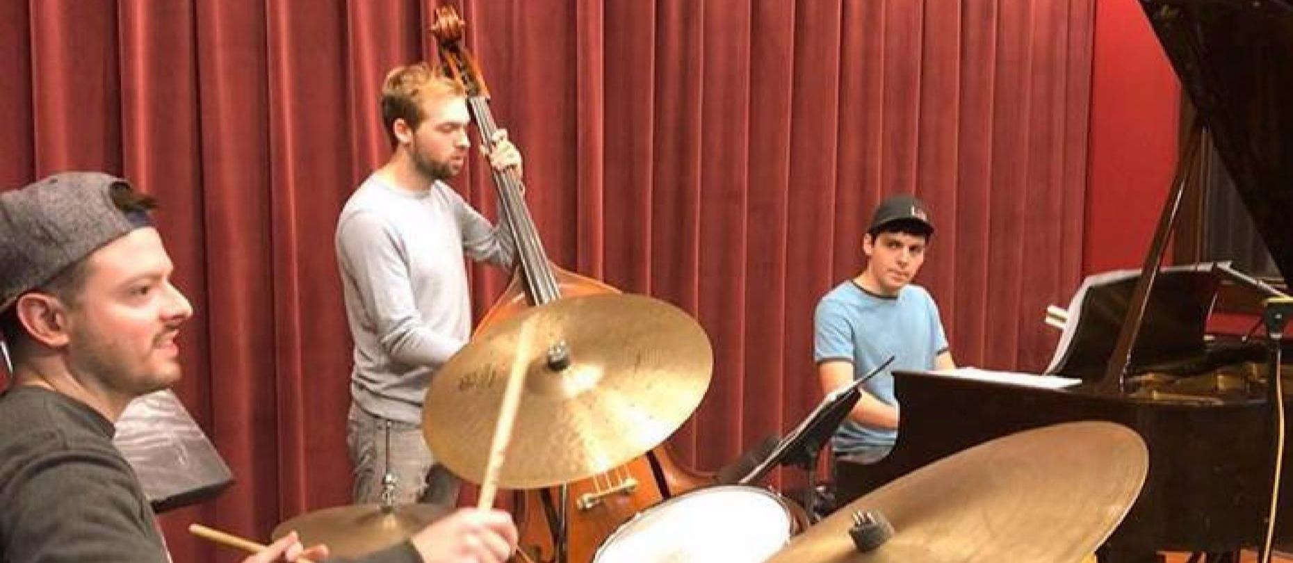 Heid, DeFade, Croes Trio