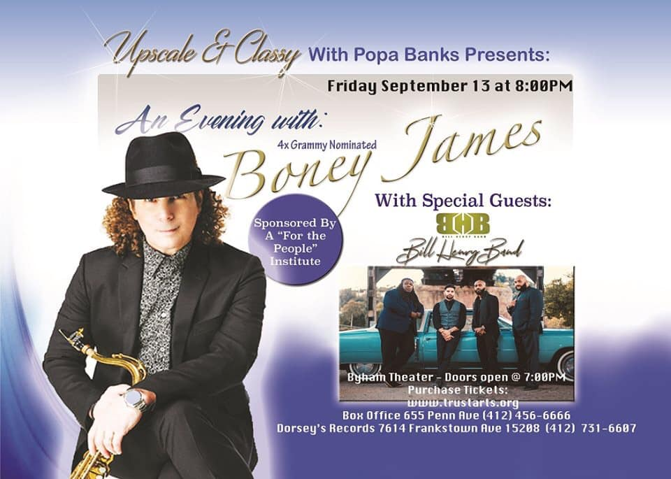 Boney James at  the Byham .jpg